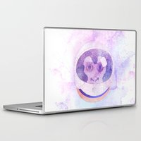 planet of the apes Laptop & iPad Skins featuring a planet where... by avoid peril