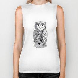 Zen Owl Biker Tank
