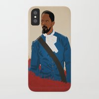 django iPhone & iPod Cases featuring Django by Anton Lundin