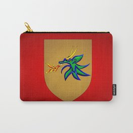 Dragonfire Knot Carry-All Pouch