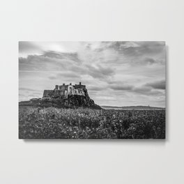Bamburgh Castle Metal Print