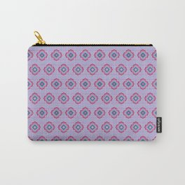 Moroccan Magic in Purple Carry-All Pouch