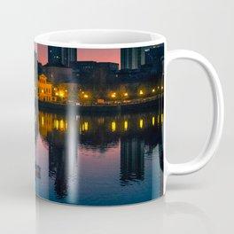 Night boating Coffee Mug