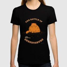 The Battle of Sheddysburg T-shirt