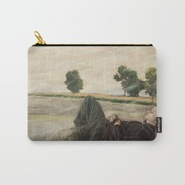 Repos du voyageur par Jacques Lajeunesse Carry-All Pouch