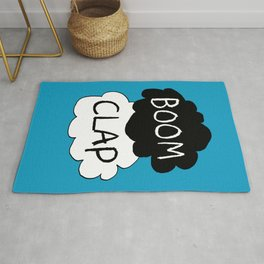 Boom Clap (the sound of my heart - TFIOS) Rug