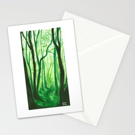 Mossy Dreams Stationery Cards