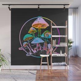 Garden of Shrooms 2020 Wall Mural