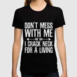 Chiropractor Chiropractic T-shirt