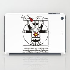 Praise the sun iPad Case