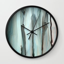 Dance With Me - Grey 2016 Wall Clock
