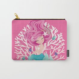 Be a mermaid Carry-All Pouch