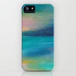 Ocean Sunrise Series, 4 iPhone Case