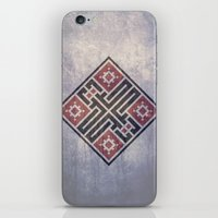 calligraphy iPhone & iPod Skins featuring Arabic Calligraphy by MSH1948