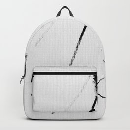 Abstract flow Backpack