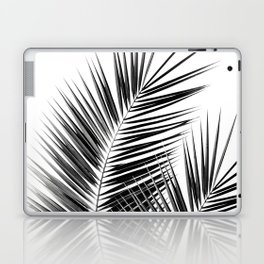 Black Palm Leaves Dream - Cali Summer Vibes #1 #tropical #decor #art #society6 Laptop & iPad Skin