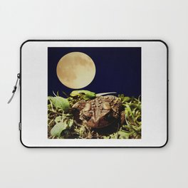 The Toad's Moon Laptop Sleeve