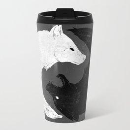 Feed the Wolves Travel Mug
