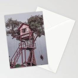 Treehouse - Baños, Ecuador Stationery Cards