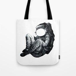 Life of an Astronaut Print Tote Bag