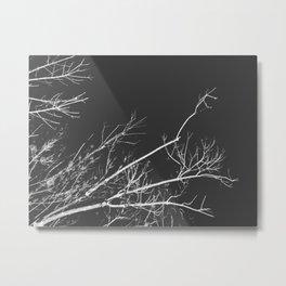Night Veins Metal Print