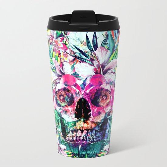 SKULL ISLAND Metal Travel Mug
