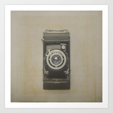 Vintage Kodak Art Print