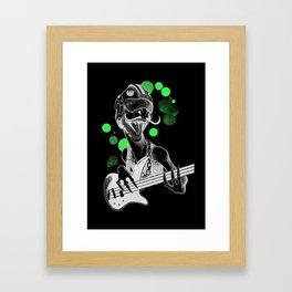 ROCKTOR! Framed Art Print