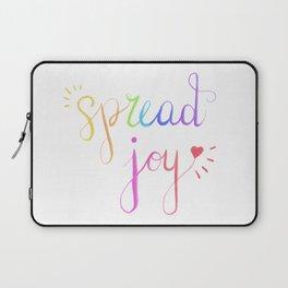 Spread Joy Laptop Sleeve