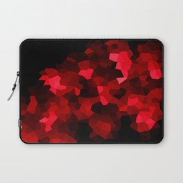 Lava Abstract Laptop Sleeve