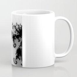 detail on mandelbrot set - pseudopod Coffee Mug