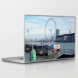 London Eye View Laptop & iPad Skin