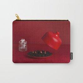 Halloween menu Carry-All Pouch