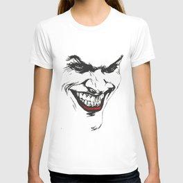 Joker vector T-shirt