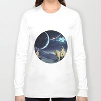 circus Long Sleeve T-shirts featuring Circus by Cs025