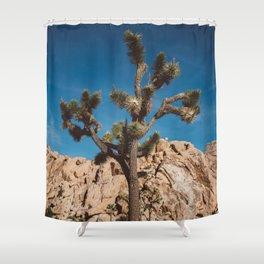 Joshua Tree National Park III Shower Curtain
