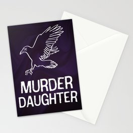 Emily Kaldwin: Murder Daughter Stationery Cards
