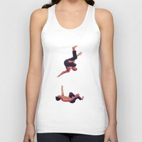 human Tank Tops featuring Human by mycolour