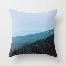 blankets Throw Pillow