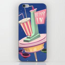 Retro Diner iPhone Skin