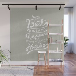The Best Dreams Wall Mural