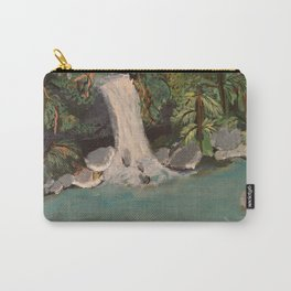 Tropic Vibes Carry-All Pouch