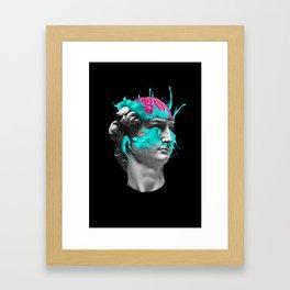 Dave Brain Framed Art Print