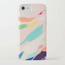Wild Ones #3 - abstract painting iPhone Case