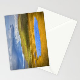 Patagonian Lakes Stationery Cards