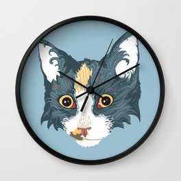 Catatonia Wall Clock