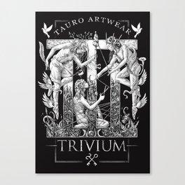 III. Tr1vium Canvas Print