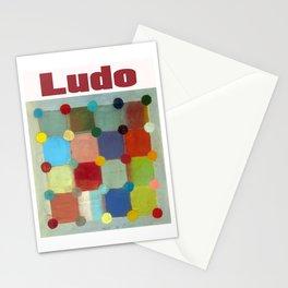 Ludo por Diego Manuel Stationery Cards