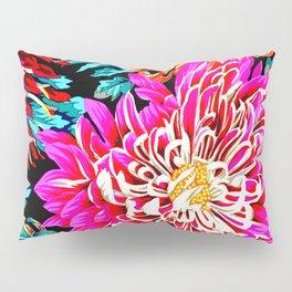 Chrysanthemums Pillow Sham