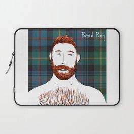 Beard Boy: Finlay Laptop Sleeve
